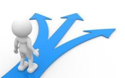 Choice Stock Image
