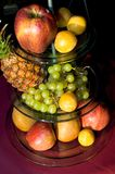 Choice of fruits Royalty Free Stock Photography