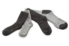 Choice of men's socks Royalty Free Stock Images