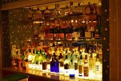 Choices at the Bar Royalty Free Stock Image