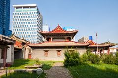 Choijin Lama Temple Museum Stock Image