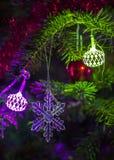 Choinka ornament Zdjęcie Stock