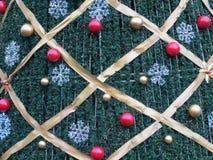 Choinki dekoracja Zdjęcie Stock