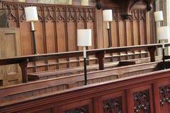 Choir Seating. Royalty Free Stock Image