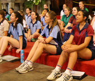 The choir in st.jack cathedral,brisbane,australia Stock Photography