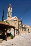 Choirokitia Cypern Royaltyfri Fotografi