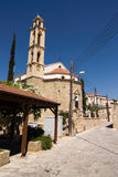 Choirokitia Cyprus. Church in Choirokitia, small ancient village in Cyprus Royalty Free Stock Photography