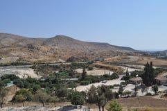 Choirokoitia, Кипр стоковые фото