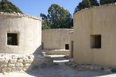 Choirokoitia Chypre Image stock