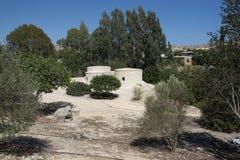 Choirokoitia, Cypr Fotografia Royalty Free