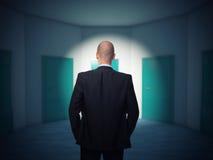 Choise человека Стоковая Фотография RF