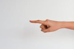 Choisissez le candidat, les ressources humaines et le concept d'emploi sur le fond blanc Photo libre de droits
