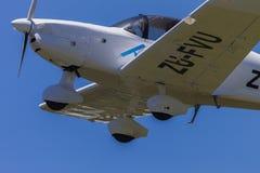 Choisissez le décollage d'aéronefs de propulseur Images stock