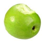 Choisissez une pomme verte avec le dégagement photos libres de droits