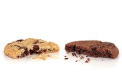 Choix de biscuit image stock