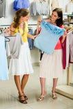 Choix des vêtements à la mode Images stock