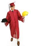 Choix gradué de carrière Photo stock