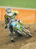 Extreme sport motocross competition stock photos