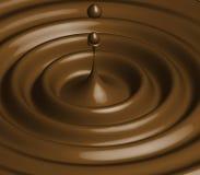 choklad Vektor Illustrationer