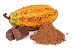 choklad Royaltyfri Fotografi