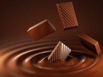 Choklad Royaltyfri Bild