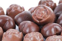 choklad Arkivbilder