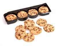 Choklad Chip Cookies Royaltyfria Bilder
