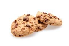 Choklad Chip Cookies Royaltyfria Foton