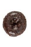 Choklad glaserade kakadonuts Royaltyfri Foto