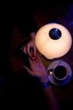 choklad hands hjärta Royaltyfria Foton