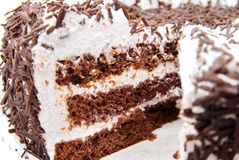 choklad iced pien Royaltyfria Bilder