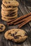 Choklad kaka fotografering för bildbyråer