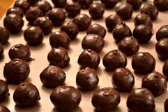 ChokladBon-bon godis Royaltyfri Fotografi