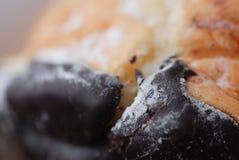 Chokladbrödsocker Arkivbild