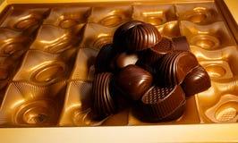 Chokladcandys Royaltyfri Foto