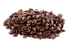 Chokladdroppar Royaltyfri Bild