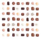 choklader royaltyfria foton