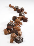 Choklader Arkivfoton