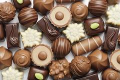 Choklader Royaltyfri Fotografi