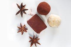 choklader Royaltyfria Bilder