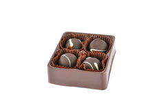 Chokladgodis Arkivfoto