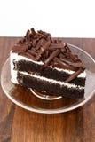 Chokladkaka Royaltyfri Foto