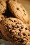 chokladkakor Fotografering för Bildbyråer