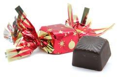 Chokladkonfektar Royaltyfria Bilder