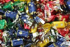 Chokladkonfektar Arkivbild