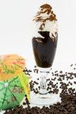 chokladliqueur royaltyfri fotografi