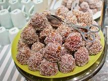 chokladmagasin Royaltyfria Bilder