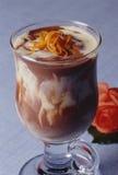 chokladmousse Royaltyfria Bilder