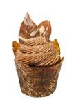 chokladmuffin Arkivfoton