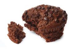 chokladmuffiner Arkivfoto